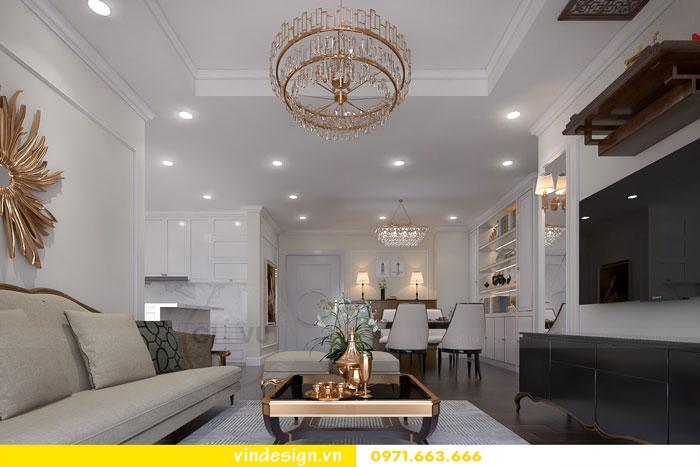 Xu hướng thiết kế nội thất phòng khách đẹp 2018 view 1