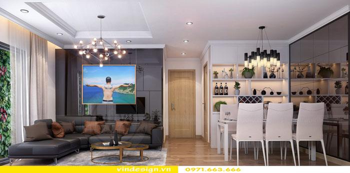 Xu hướng thiết kế nội thất phòng khách đẹp 2018 view 2
