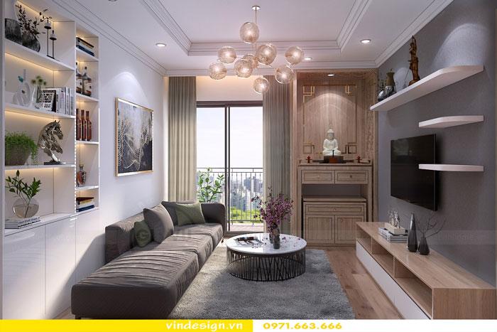 Xu hướng thiết kế nội thất phòng khách đẹp 2018 view 6