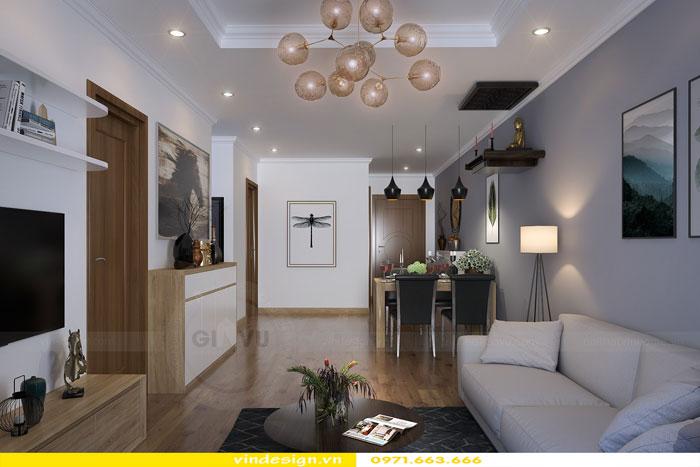 Xu hướng thiết kế nội thất phòng khách đẹp 2018 view 7