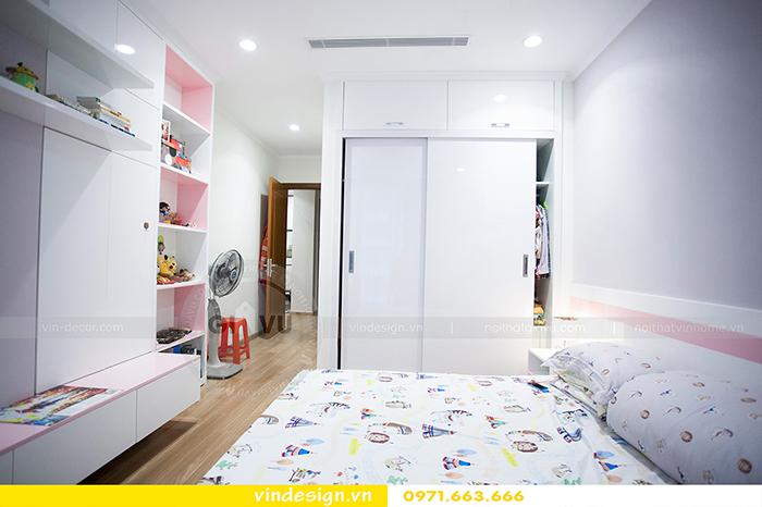Hoàn thiện nội thất Vinhomes Gardenia tòa A3 nhà cô Thắm 10