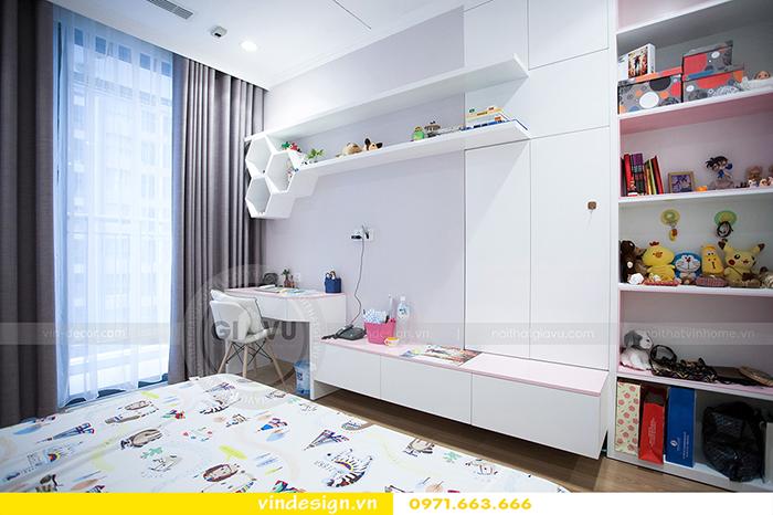 Hoàn thiện nội thất Vinhomes Gardenia tòa A3 nhà cô Thắm 11
