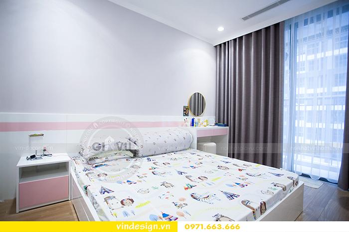 Hoàn thiện nội thất Vinhomes Gardenia tòa A3 nhà cô Thắm 12
