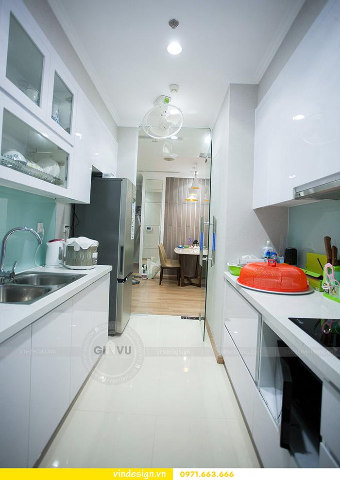 Hoàn thiện nội thất Vinhomes Gardenia tòa A3 nhà cô Thắm 3