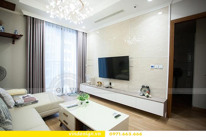 Hoàn thiện nội thất Vinhomes Gardenia tòa A3 nhà cô Thắm 4