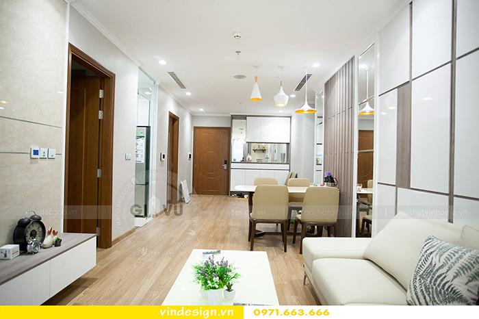 Hoàn thiện nội thất Vinhomes Gardenia tòa A3 nhà cô Thắm 6