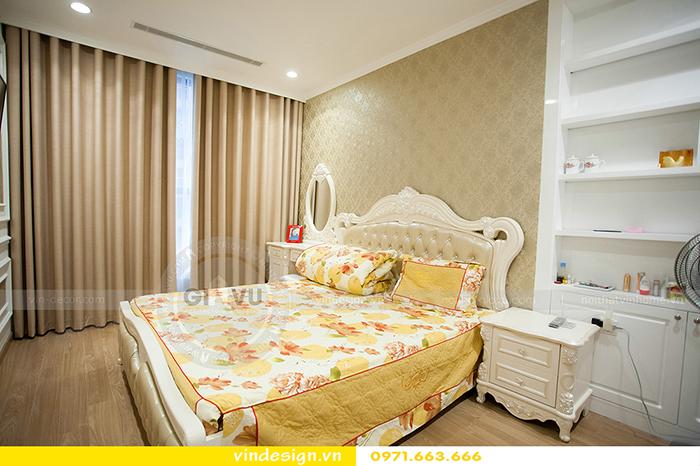 Hoàn thiện nội thất Vinhomes Gardenia tòa A3 nhà cô Thắm 7