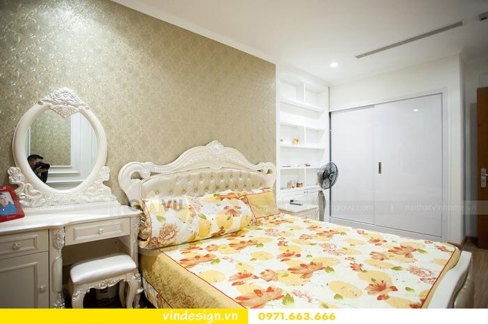 Hoàn thiện nội thất Vinhomes Gardenia tòa A3 nhà cô Thắm 9