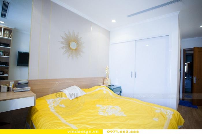 thi công thực tế căn hộ chung cư Park Hill 10 căn 18 11