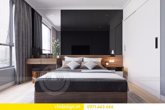 Thiết kế nội thất chung cư Vinhomes D'Capitale tòa C1 7