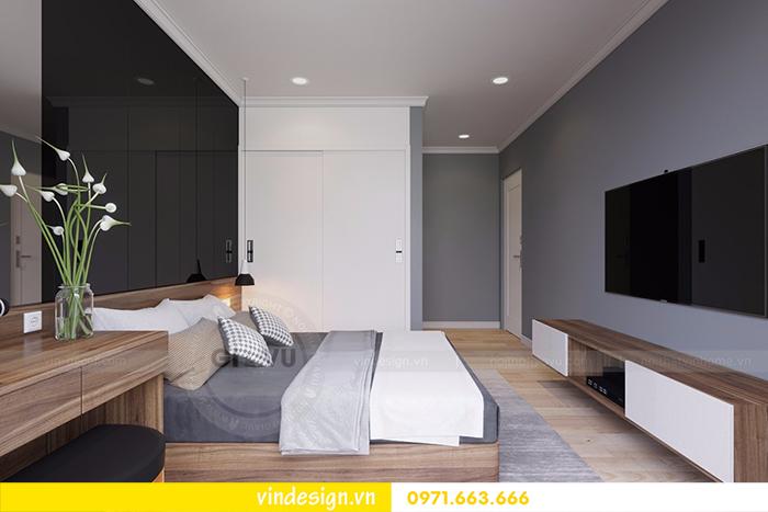 Thiết kế nội thất chung cư Vinhomes D'Capitale tòa C1 8