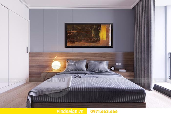 Thiết kế nội thất chung cư Vinhomes D'Capitale tòa C1 9