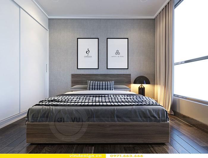 Thiết kế nội thất Gardenia căn 2 phòng ngủ nhà chị Loan 11