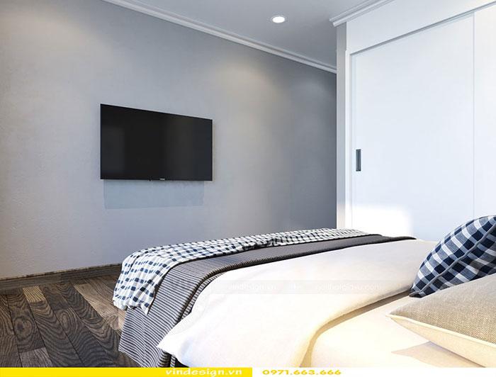 Thiết kế nội thất Gardenia căn 2 phòng ngủ nhà chị Loan 12