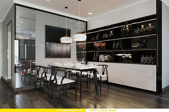 Thiết kế nội thất Gardenia căn 2 phòng ngủ nhà chị Loan 5
