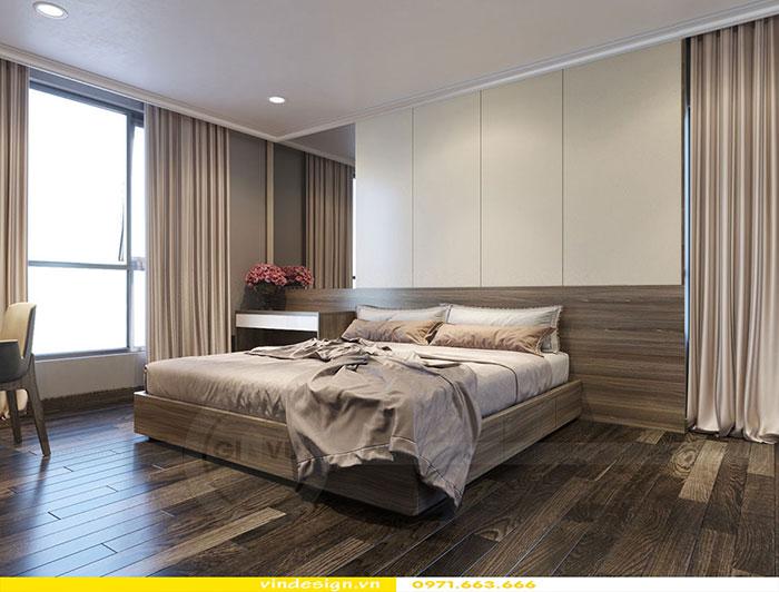 Thiết kế nội thất Gardenia căn 2 phòng ngủ nhà chị Loan 6