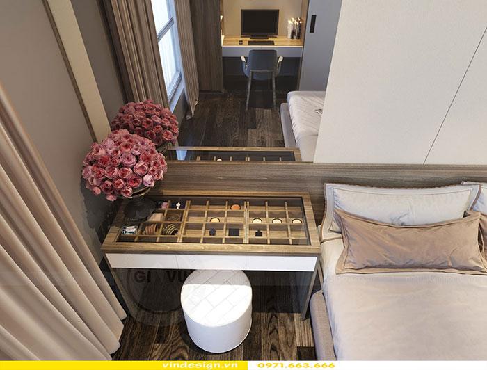Thiết kế nội thất Gardenia căn 2 phòng ngủ nhà chị Loan 8
