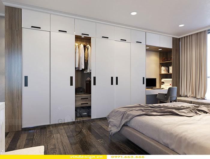 Thiết kế nội thất Gardenia căn 2 phòng ngủ nhà chị Loan 9
