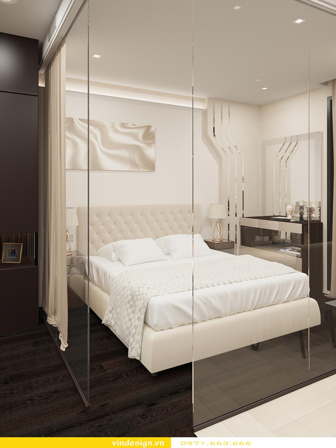 chung cư Vinhomes metropolis mẫu thiết kế nội thất căn hộ hiện đại 09