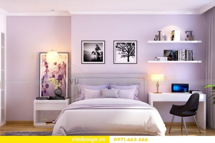 dịch vụ thiết kế thi công nội thất chung cư trọn gói tại Hà Nội 12