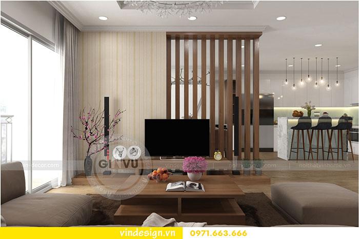 Nội thất Vinhomes đơn vị thiết kế chuyên nghiệp tại Hà Nội 4