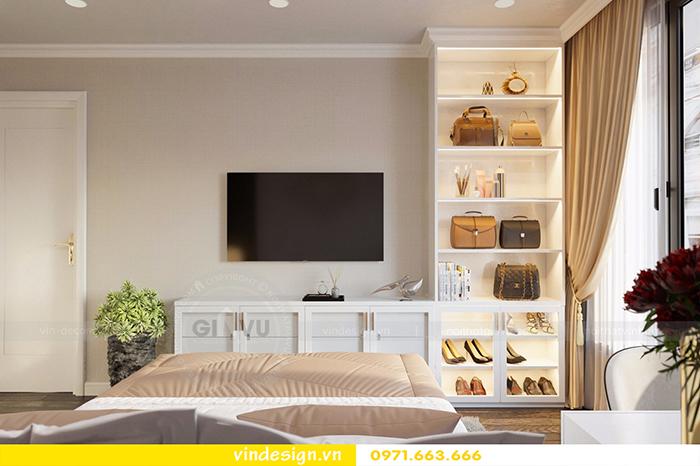Thiết kế nội thất căn hộ D'Capitale theo phong cách hiện đại 6