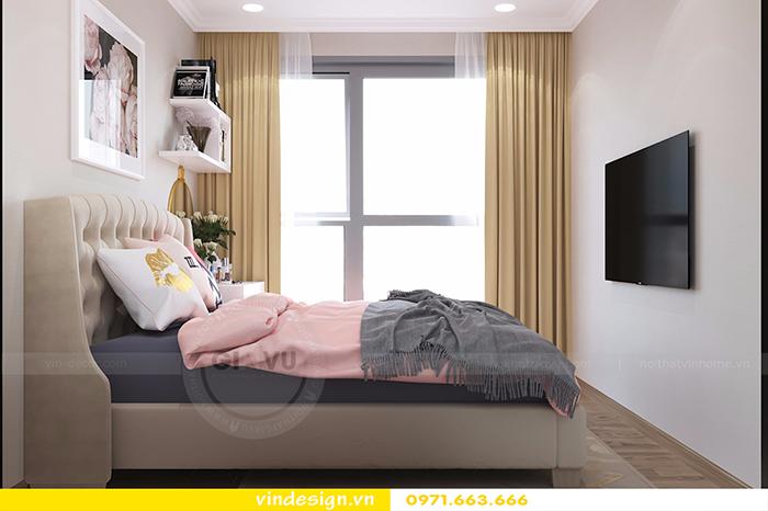 Thiết kế nội thất căn hộ D'Capitale theo phong cách hiện đại 8