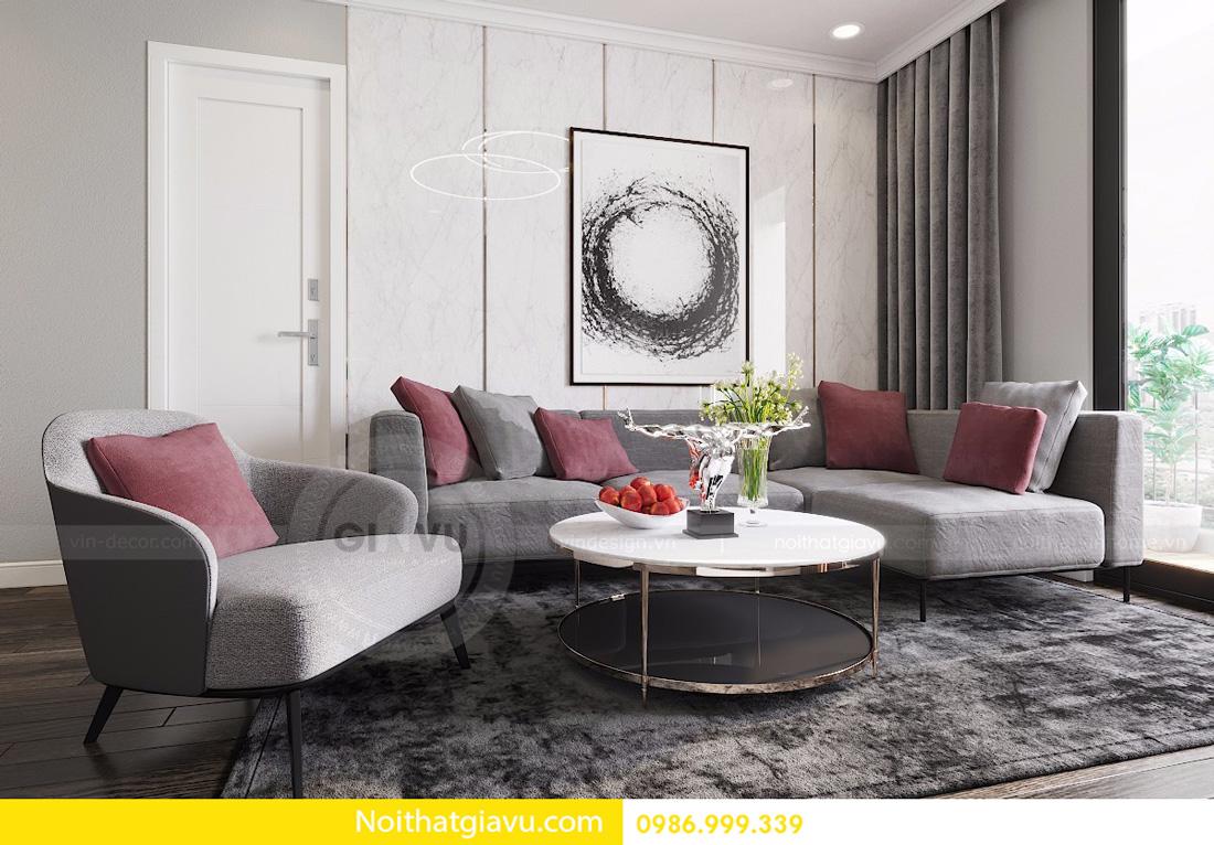 thiết kế thi công nội thất chung cư D Capitale 0971663666 01
