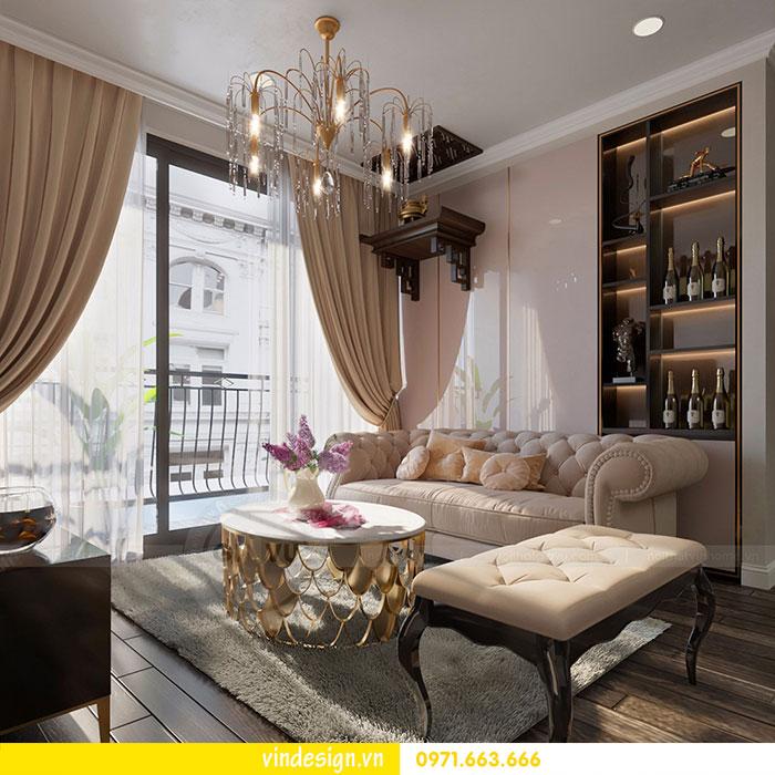 Tổng hợp 18 mẫu thiết kế nội thất phòng khách đẹp 2018 view 1