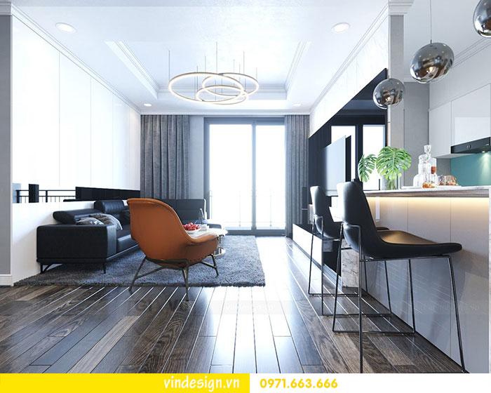 Tổng hợp 18 mẫu thiết kế nội thất phòng khách đẹp 2018 view 10
