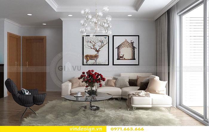 Tổng hợp 18 mẫu thiết kế nội thất phòng khách đẹp 2018 view 13