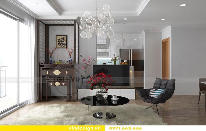 Tổng hợp 18 mẫu thiết kế nội thất phòng khách đẹp 2018 view 14