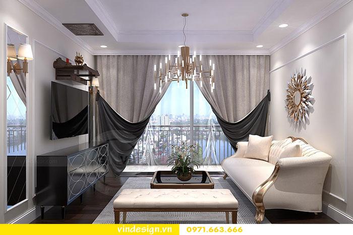 Tổng hợp 18 mẫu thiết kế nội thất phòng khách đẹp 2018 view 15
