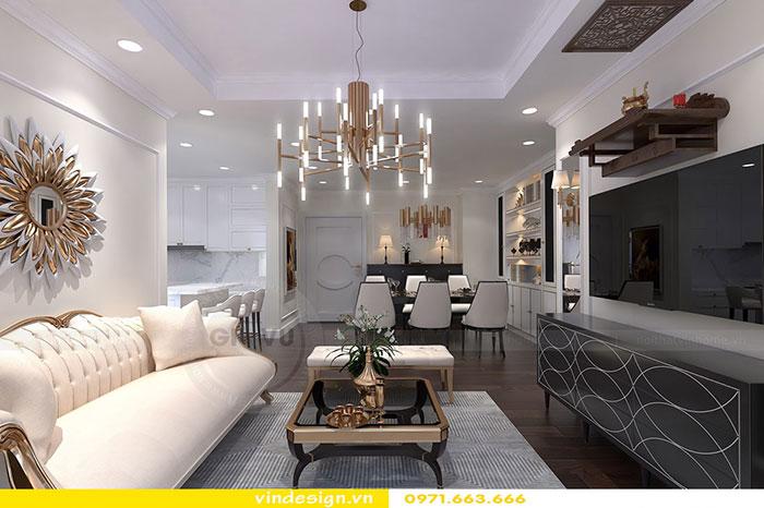 Tổng hợp 18 mẫu thiết kế nội thất phòng khách đẹp 2018 view 16