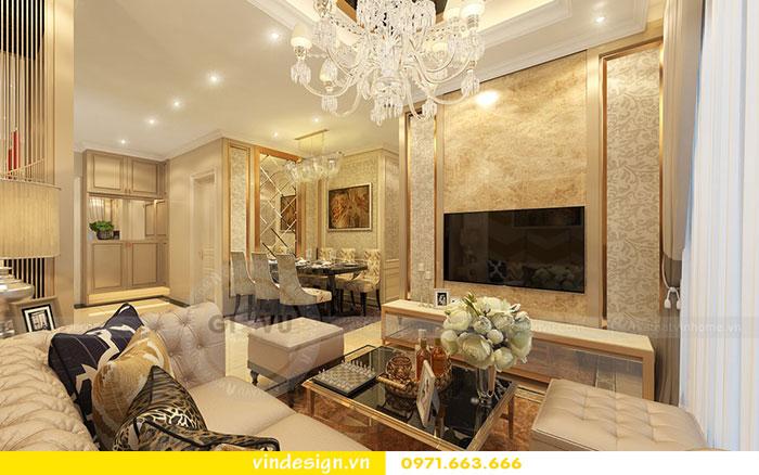 Tổng hợp 18 mẫu thiết kế nội thất phòng khách đẹp 2018 view 17