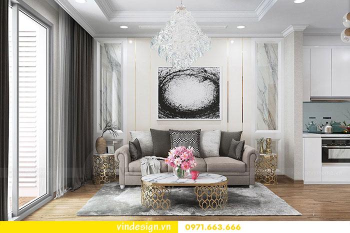 Tổng hợp 18 mẫu thiết kế nội thất phòng khách đẹp 2018 view 20
