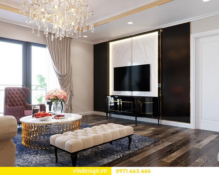 Tổng hợp 18 mẫu thiết kế nội thất phòng khách đẹp 2018 view 25