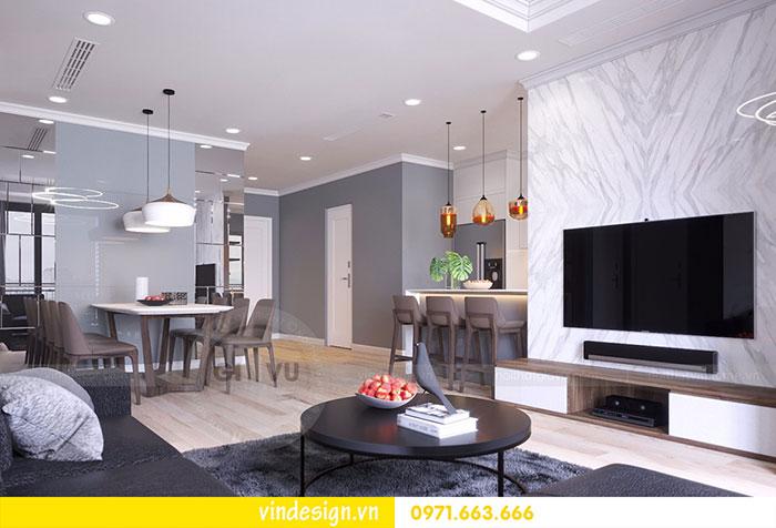 Tổng hợp 18 mẫu thiết kế nội thất phòng khách đẹp 2018 view 27