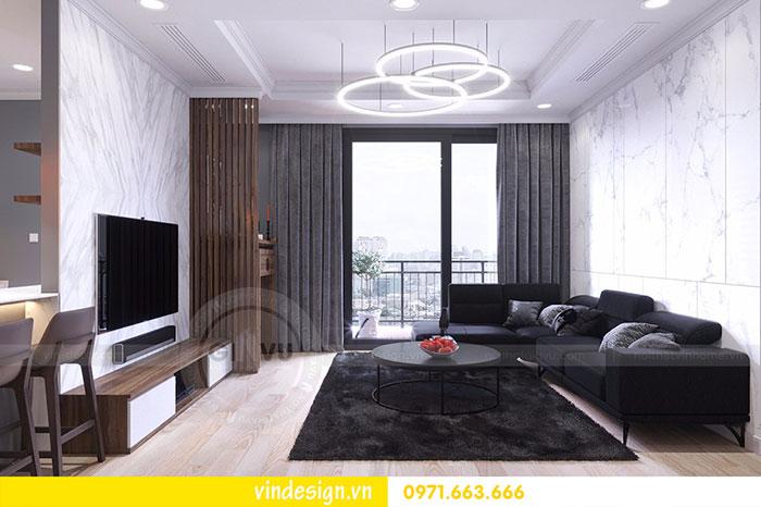 Tổng hợp 18 mẫu thiết kế nội thất phòng khách đẹp 2018 view 28
