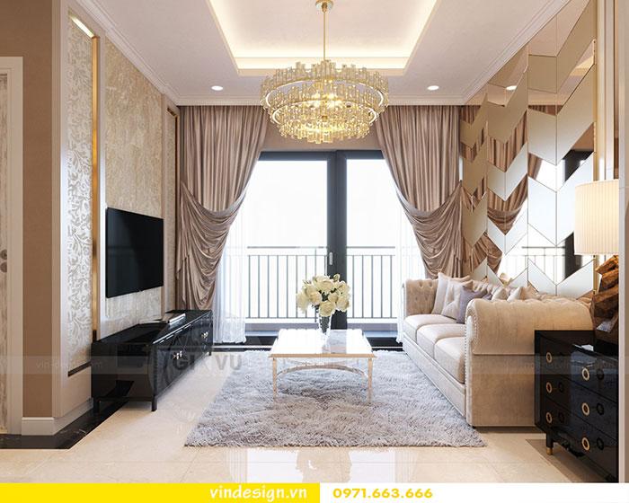 Tổng hợp 18 mẫu thiết kế nội thất phòng khách đẹp 2018 view 3