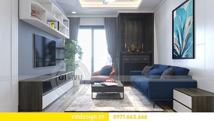 Tổng hợp 18 mẫu thiết kế nội thất phòng khách đẹp 2018 view 31