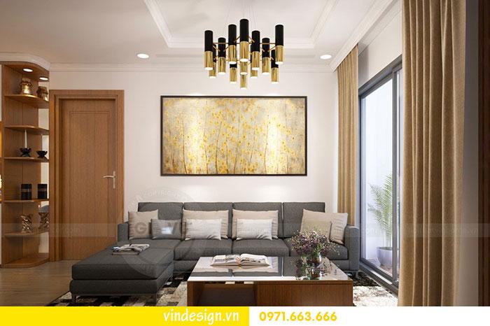Tổng hợp 18 mẫu thiết kế nội thất phòng khách đẹp 2018 view 33