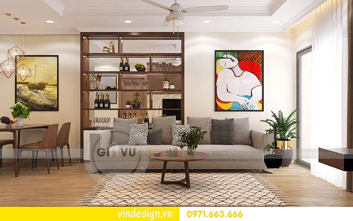 Tổng hợp 18 mẫu thiết kế phòng khách đẹp 2018 view 36