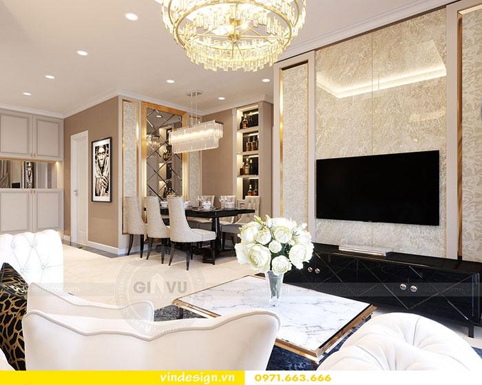 Tổng hợp 18 mẫu thiết kế nội thất phòng khách đẹp 2018 view 4