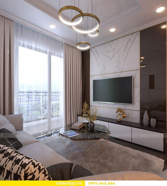 Tổng hợp 18 mẫu thiết kế nội thất phòng khách đẹp 2018 view 5