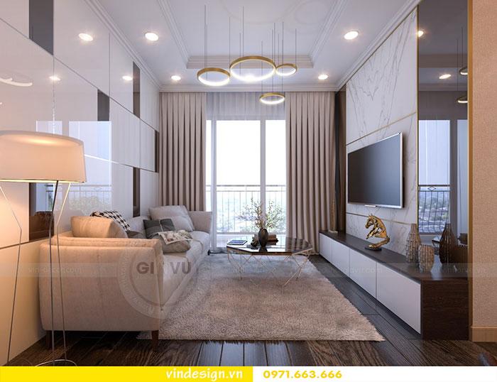Tổng hợp 18 mẫu thiết kế nội thất phòng khách đẹp 2018 view 6