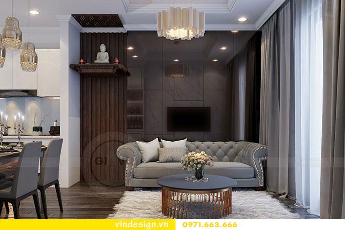 Tổng hợp 18 mẫu thiết kế nội thất phòng khách đẹp 2018 view 8