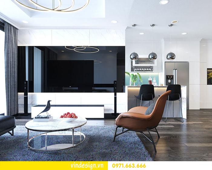 Tổng hợp 18 mẫu thiết kế nội thất phòng khách đẹp 2018 view 9