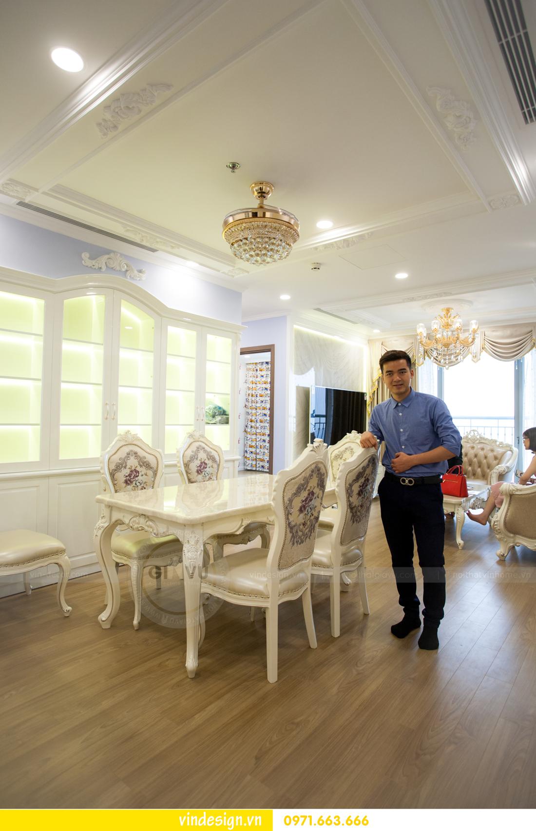 hoàn thiện nội thất chung cư Gardenia tòa A3 căn 05 04