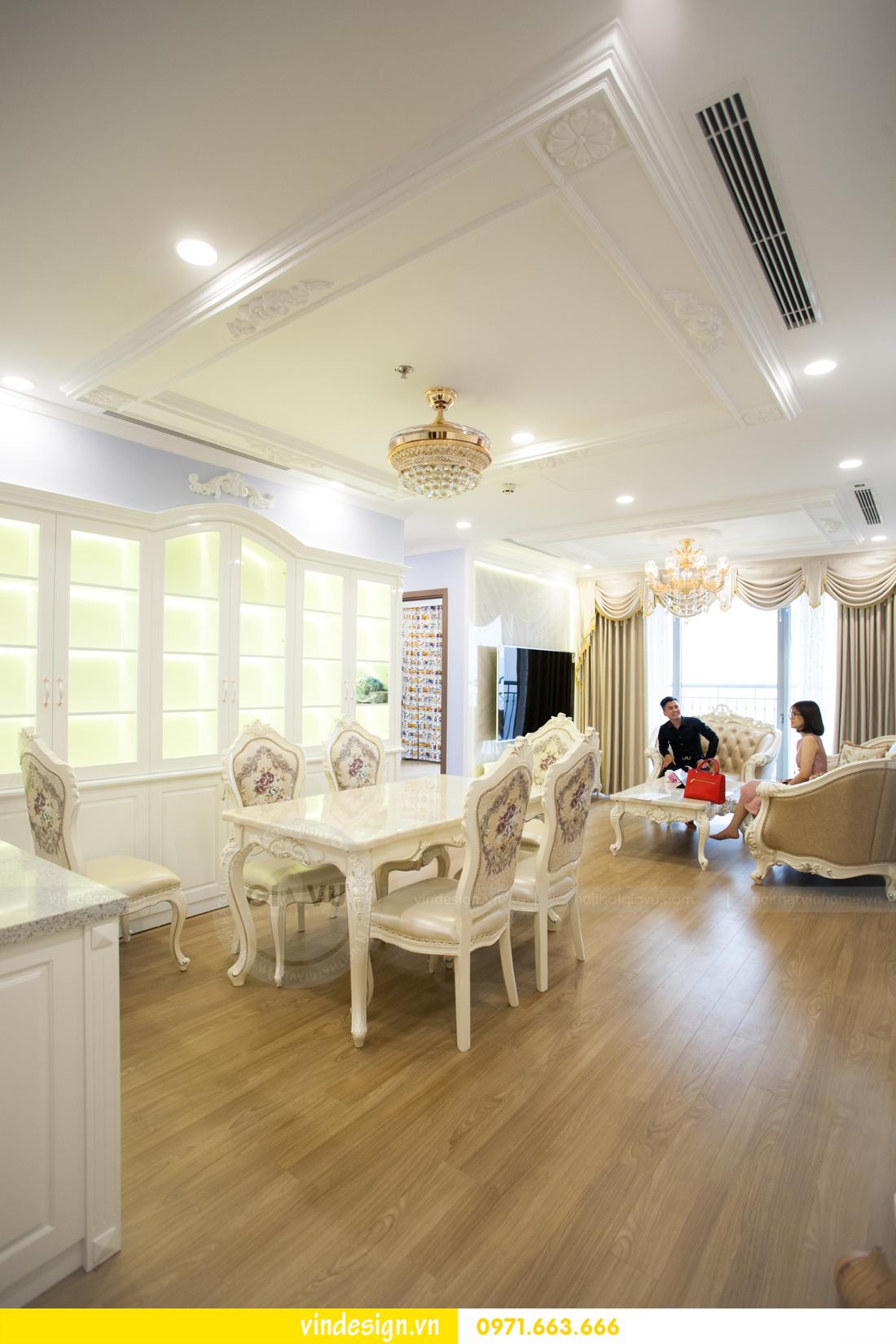 hoàn thiện nội thất chung cư Gardenia tòa A3 căn 05 06